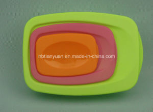 Food Storage Container, 3PCS Food Storage Containers pictures & photos