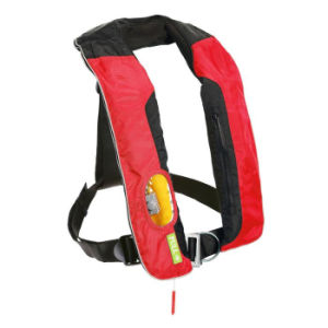 275n Automatic and Manual Inflatable Lifevest CE Approved 150n Marine Inflatable Lifejackets for Sale pictures & photos