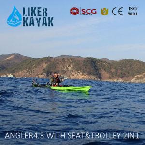 2016 Liker Angler Kayak, Leisure Boat Single Seat Kayak pictures & photos