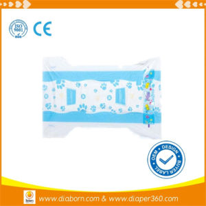 High Elasticity Disposable Baby Diaper pictures & photos