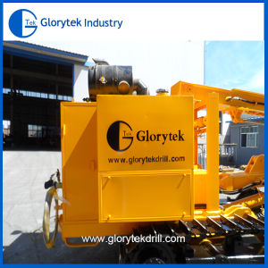 Rock Blasting Hydraulic DTH Drilling Rig pictures & photos