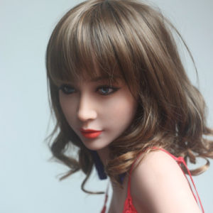 Beautiful Asian Pretty Model Face Sex Doll (165cm)