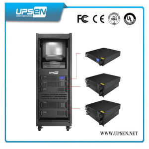 3u Rack UPS with Surge Protection and Low Voltage Protection pictures & photos