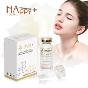 100% Pure Natural Skin Firming Hydrating Happy+ Collagen Serum Anti-Aging Serum pictures & photos
