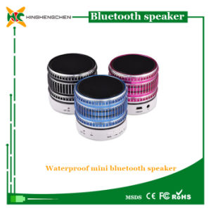 LED Light Portable Bluetooth Speaker Micro Digit Product pictures & photos
