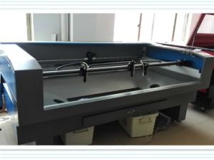 Laser Cutting Machine with Good Price for Shoe Material pictures & photos