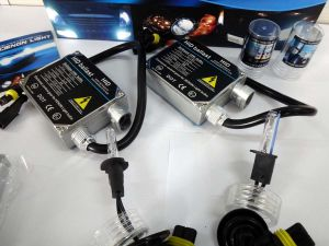H3 35W 6000k Xenon Lamp Car Accessory with Regular Ballast pictures & photos