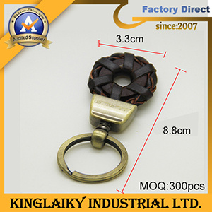 New Design PU/ Leather Key Chain for Promotional Gifts (KRR-001A) pictures & photos