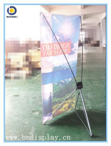 2015 New Design Popular X Frame Banner Stand, X Banner Size, Banner Stand for Tradeshow Equippment.