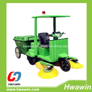 Factory, Warehouse, School Floor Cleaning Sweeper Machine pictures & photos