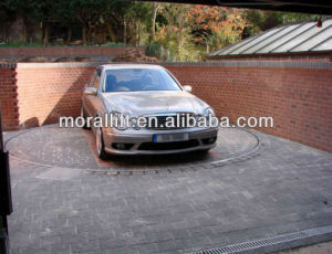 Hydraulic Revolving Car Platform for Showroom pictures & photos