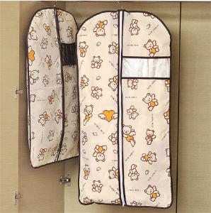 Wholesale Zip Lock Suit Bag/Garment Bag/ Suit Cover/Suit Cover (MECO476) pictures & photos