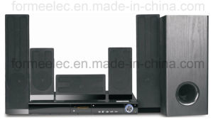 5.1CH DVD Home Theater with Subwoofer RMS105W pictures & photos