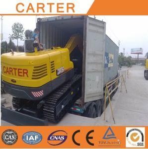 CT60-8b III Multifunction Hydraulic Backhoe Mini Excavator pictures & photos
