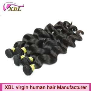 Filipino Virgin Human Hair Factory Supply Hair Extension pictures & photos