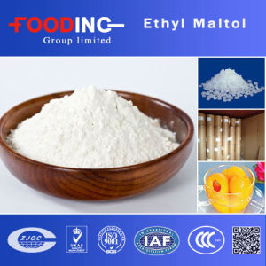 High Purity Food Additive for Good Price Flavour Powder Ethyl Maltol pictures & photos