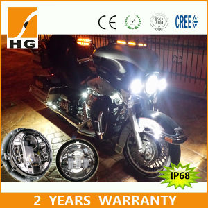 7inch Kits LED Headlights for Harley Davidson Motorcycles pictures & photos