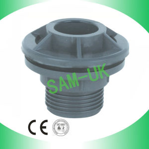 High Quality PVC Pipe Fitting Tank Adapter pictures & photos