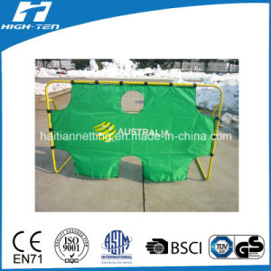 Portable Soccer Goal with Target Shoot (En71/2/3, Non Phalates) pictures & photos