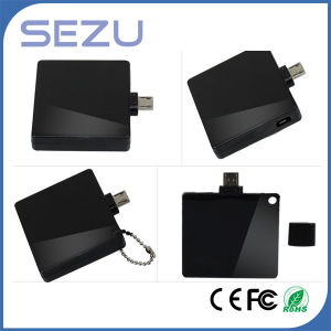 External Battery Pack 500mAh Emergency Charger pictures & photos