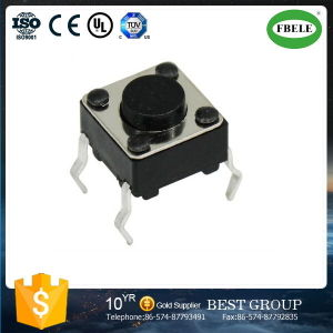 High Temperature Resistant Buttons Switch for Toys pictures & photos