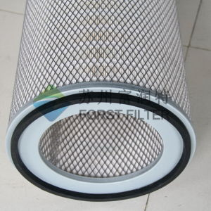 Forst High Quality Industrial Pleated Air Filter Elements pictures & photos