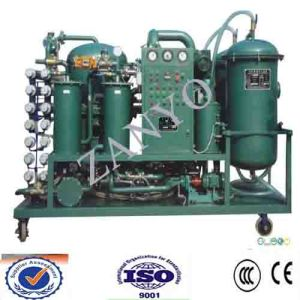 Zyt-100 High Efficiency Vacuum Turbine Oil Filtration Machine pictures & photos