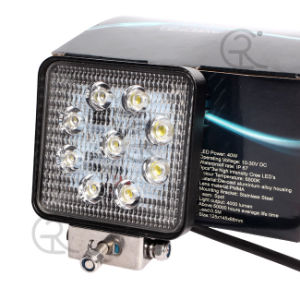 27W Waterproof LED Working Light (Warranty 1years) pictures & photos