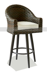 Mtc-361 Outdoor Furniture Rattan Barstool pictures & photos