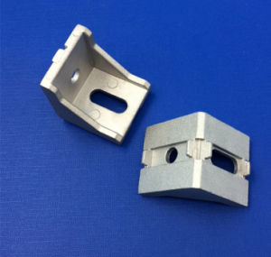 40X40 Slot 8 Corner Angle L Brackets Connector Fasten Connector pictures & photos