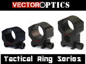 Vector Optics 30mm Tactical Scope Picatinny Weaver Mounts Rings Riflescope Bracket pictures & photos