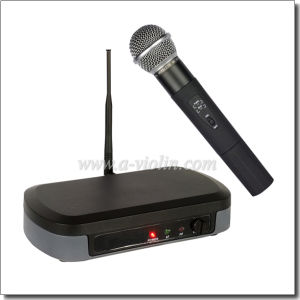 Single Receiver UHF Wireless Microphone (AL-SE2018) pictures & photos