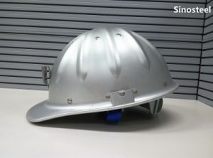 Hot Selling Aluminum Safety Ventilated Hard Hat for Sale pictures & photos