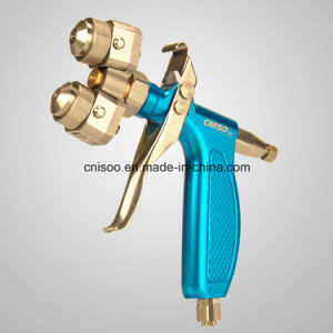Manual Spray Gun with Two Head (H-S2-C2)