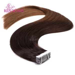 Best Quality Tape Hair, Tape in Real Human Hair Extension pictures & photos