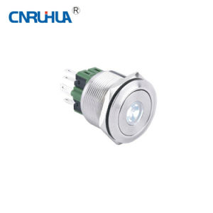 Newest Sale Industrial Special Waterproof Push-Button Switch pictures & photos
