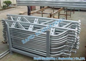 HDG Truss Ledger Ringlock Scaffolding Horizontal Scaffolding pictures & photos