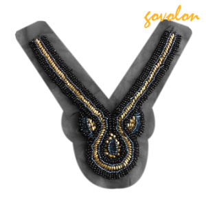 New Classic Handmade Collar with Rhinestone for Clothes pictures & photos
