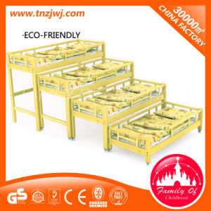 Professional Solid Wood Platform Beds Wooden Beds for Sale pictures & photos