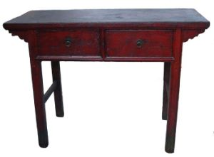 Chinese Classic Wooden Side Table pictures & photos