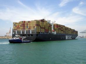 Sea Freight to Jakarta in Logistics Company