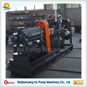 Diesel Driven Horizontal Multistage Water Pump pictures & photos
