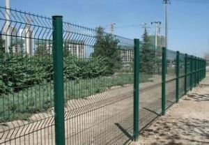 Welded Wire Mesh Fence Anping Factory pictures & photos