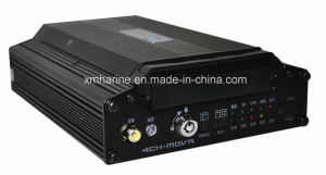 4 Channel HDD Mobile Car DVR with 4G GPS WiFi pictures & photos