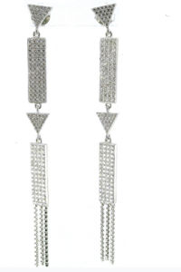Top Popular Fashion Jewelry for Woman 925 Silver 3A CZ Earring (E6462) pictures & photos