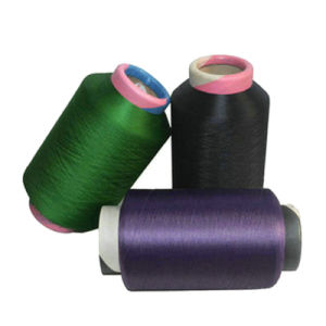 Acy Polyester Air Cover Yarn 70d 100d +20d 30d 40d