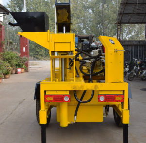 M7mi Earth Compressed Hydraform Block Machine pictures & photos