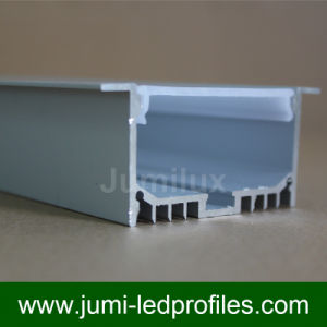 Big Size LED Profile Recessed and Surface Mount for LED Strips, pictures & photos