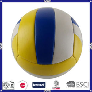Official Standard Size PVC Leather Volleyball pictures & photos