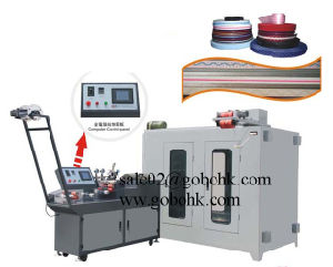 Automatic Textile Fabrics Silicone Coating Machine pictures & photos